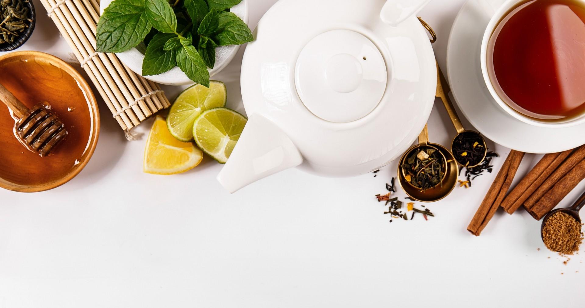 tè alla cannella e alla menta per dimagrire